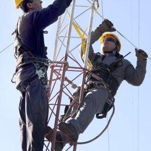 arneses y linesman de vida seguridad industrial manzanillo