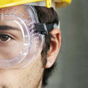 protección facial seguridad industrial manzanillo